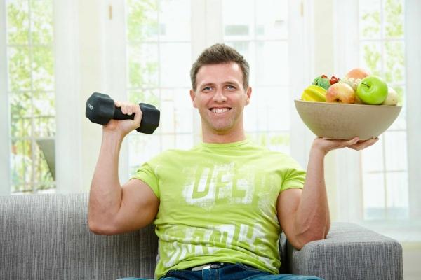Здоровый образ жизни мужчин