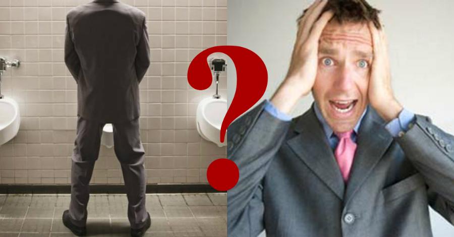 Почему мужчина часто мочится? Диагностика и лечение проблемы