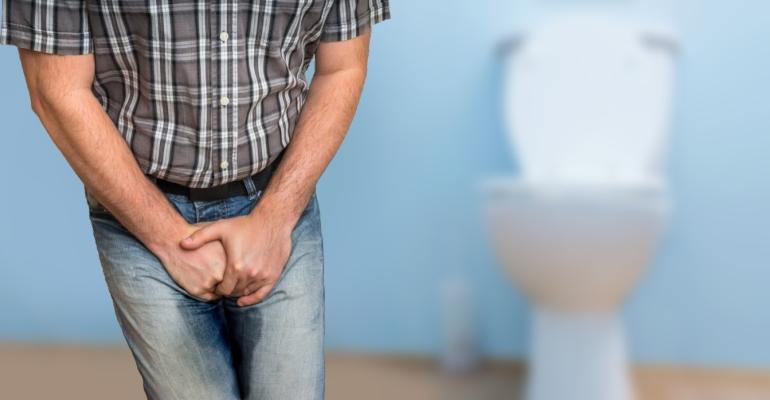 Недержание мочи у мужчин (энурез): причины и лечение