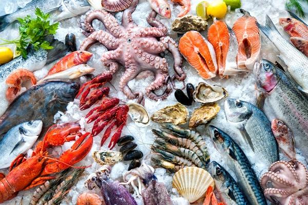 Морепродукты при потенции