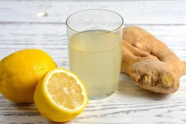 Сбитень с лимоном