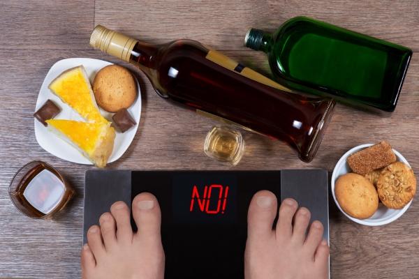 Отказ от вредной пищи и привычек