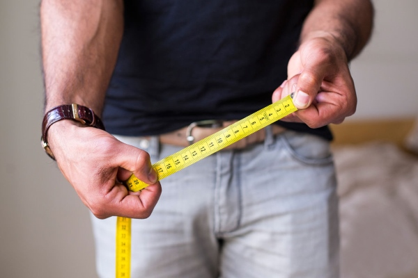Увеличение пениса с помощью упражнений